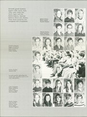 Page 84, 1972 Edition, Ben Kolb Middle School - Jahr Yearbook (Rialto, CA) online yearbook collection