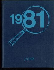 Page 1, 1981 Edition, Ben Kolb Middle School - Jahr Yearbook (Rialto, CA) online yearbook collection