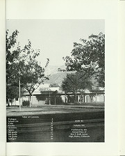 Page 5, 1981 Edition, Ben Kolb Middle School - Jahr Yearbook (Rialto, CA) online yearbook collection