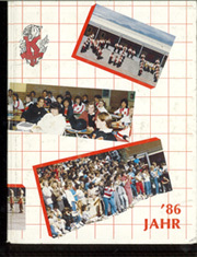 Page 1, 1986 Edition, Ben Kolb Middle School - Jahr Yearbook (Rialto, CA) online yearbook collection