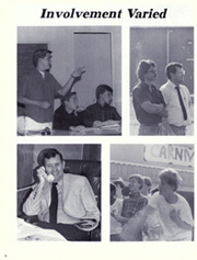 Page 12, 1986 Edition, Ben Kolb Middle School - Jahr Yearbook (Rialto, CA) online yearbook collection