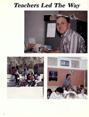 Page 6, 1986 Edition, Ben Kolb Middle School - Jahr Yearbook (Rialto, CA) online yearbook collection