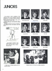 Page 16, 1986 Edition, Parker High School - Annual Yearbook (Parker, SD) online yearbook collection