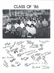 Page 7, 1986 Edition, Parker High School - Annual Yearbook (Parker, SD) online yearbook collection