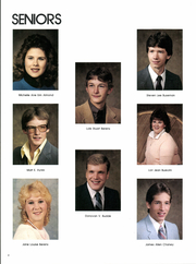 Page 8, 1986 Edition, Parker High School - Annual Yearbook (Parker, SD) online yearbook collection