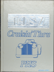 1987 Edition, Parker High School - Annual Yearbook (Parker, SD)