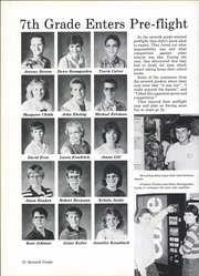 Parker High School - Annual Yearbook (Parker, SD) online yearbook collection, 1988 Edition, Page 30