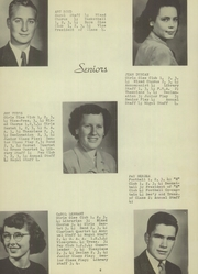 Page 10, 1951 Edition, Edgemont High School - Mogul Yearbook (Edgemont, SD) online yearbook collection