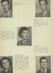 Page 12, 1951 Edition, Edgemont High School - Mogul Yearbook (Edgemont, SD) online yearbook collection