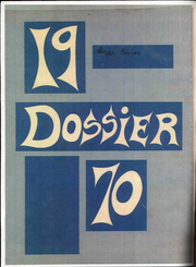 1970 Edition, Frisbie Middle School - Dossier Yearbook (Rialto, CA)