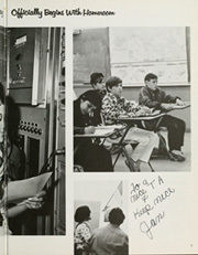 Page 13, 1971 Edition, Frisbie Middle School - Dossier Yearbook (Rialto, CA) online yearbook collection
