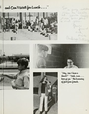 Page 17, 1971 Edition, Frisbie Middle School - Dossier Yearbook (Rialto, CA) online yearbook collection