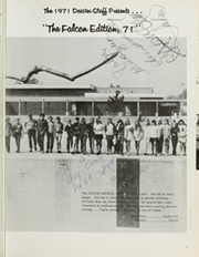 Page 5, 1971 Edition, Frisbie Middle School - Dossier Yearbook (Rialto, CA) online yearbook collection