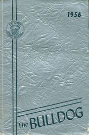 1956 Edition, De Smet High School - Bulldog Yearbook (De Smet, SD)