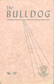 1958 Edition, De Smet High School - Bulldog Yearbook (De Smet, SD)