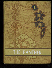 1961 Edition, Sturges Junior High School - Panther Yearbook (San Bernardino, CA)