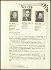 Page 11, 1942 Edition, Burke High School - Bulldog Yearbook (Burke, SD) online yearbook collection