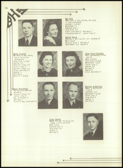 Page 12, 1942 Edition, Burke High School - Bulldog Yearbook (Burke, SD) online yearbook collection