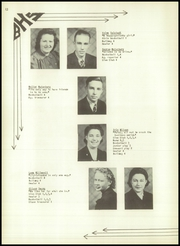 Page 14, 1942 Edition, Burke High School - Bulldog Yearbook (Burke, SD) online yearbook collection