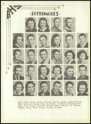 Page 16, 1942 Edition, Burke High School - Bulldog Yearbook (Burke, SD) online yearbook collection