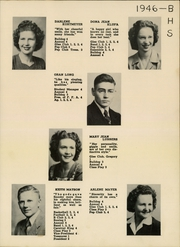 Page 13, 1946 Edition, Burke High School - Bulldog Yearbook (Burke, SD) online yearbook collection