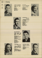 Page 14, 1946 Edition, Burke High School - Bulldog Yearbook (Burke, SD) online yearbook collection