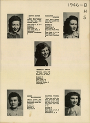 Page 15, 1946 Edition, Burke High School - Bulldog Yearbook (Burke, SD) online yearbook collection