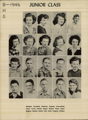 Page 16, 1946 Edition, Burke High School - Bulldog Yearbook (Burke, SD) online yearbook collection