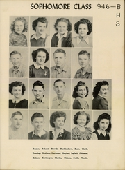 Page 17, 1946 Edition, Burke High School - Bulldog Yearbook (Burke, SD) online yearbook collection