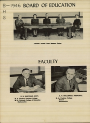 Page 6, 1946 Edition, Burke High School - Bulldog Yearbook (Burke, SD) online yearbook collection