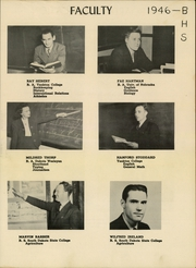 Page 7, 1946 Edition, Burke High School - Bulldog Yearbook (Burke, SD) online yearbook collection