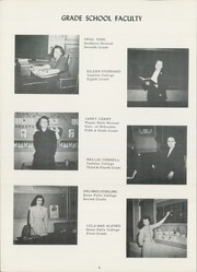Page 10, 1949 Edition, Burke High School - Bulldog Yearbook (Burke, SD) online yearbook collection