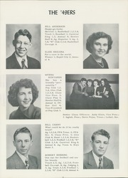 Page 11, 1949 Edition, Burke High School - Bulldog Yearbook (Burke, SD) online yearbook collection