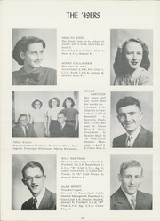 Page 12, 1949 Edition, Burke High School - Bulldog Yearbook (Burke, SD) online yearbook collection
