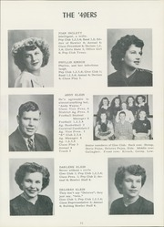 Page 13, 1949 Edition, Burke High School - Bulldog Yearbook (Burke, SD) online yearbook collection