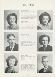 Page 16, 1949 Edition, Burke High School - Bulldog Yearbook (Burke, SD) online yearbook collection