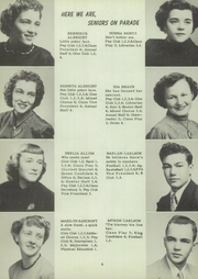 Page 10, 1953 Edition, Burke High School - Bulldog Yearbook (Burke, SD) online yearbook collection