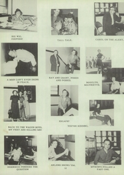 Page 16, 1953 Edition, Burke High School - Bulldog Yearbook (Burke, SD) online yearbook collection