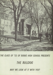 Page 5, 1953 Edition, Burke High School - Bulldog Yearbook (Burke, SD) online yearbook collection