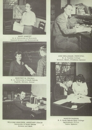 Page 9, 1953 Edition, Burke High School - Bulldog Yearbook (Burke, SD) online yearbook collection