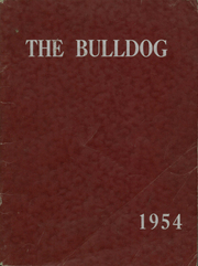 Page 1, 1954 Edition, Burke High School - Bulldog Yearbook (Burke, SD) online yearbook collection