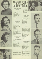 Page 12, 1954 Edition, Burke High School - Bulldog Yearbook (Burke, SD) online yearbook collection