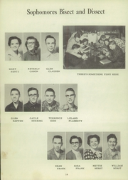 Page 16, 1954 Edition, Burke High School - Bulldog Yearbook (Burke, SD) online yearbook collection
