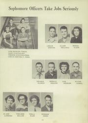 Page 17, 1954 Edition, Burke High School - Bulldog Yearbook (Burke, SD) online yearbook collection