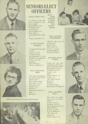 Page 8, 1954 Edition, Burke High School - Bulldog Yearbook (Burke, SD) online yearbook collection