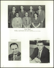 Page 8, 1958 Edition, Burke High School - Bulldog Yearbook (Burke, SD) online yearbook collection