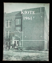 1961 Edition, Kimball High School - Kiote Yearbook (Kimball, SD)