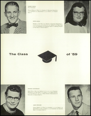 White River High School - Tiger Yearbook (White River, SD) online yearbook collection, 1959 Edition, Page 12