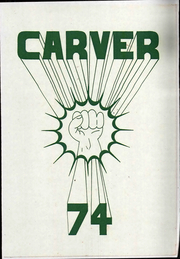 1974 Edition, Carver Middle School - Les Vanquers Yearbook (Los Angeles, CA)