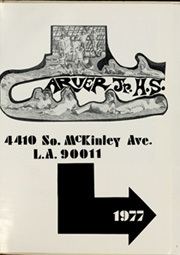 Page 5, 1977 Edition, Carver Middle School - Les Vanquers Yearbook (Los Angeles, CA) online yearbook collection